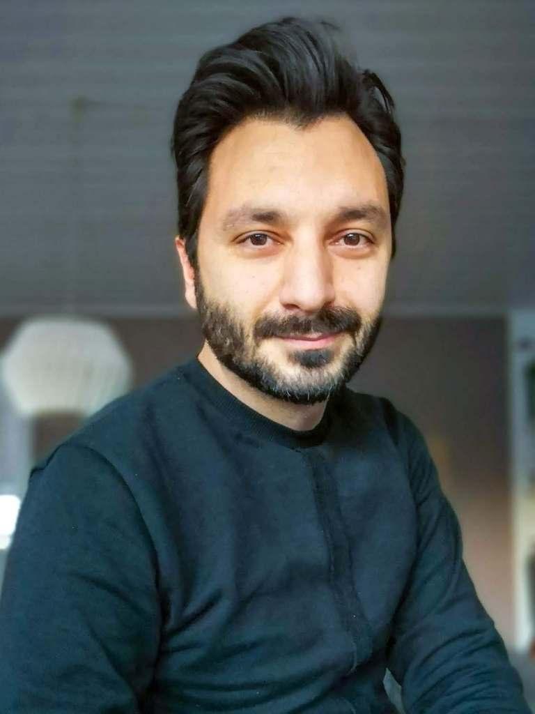 Ercan Alici, bestyrelsesmedlem Intact Denmark