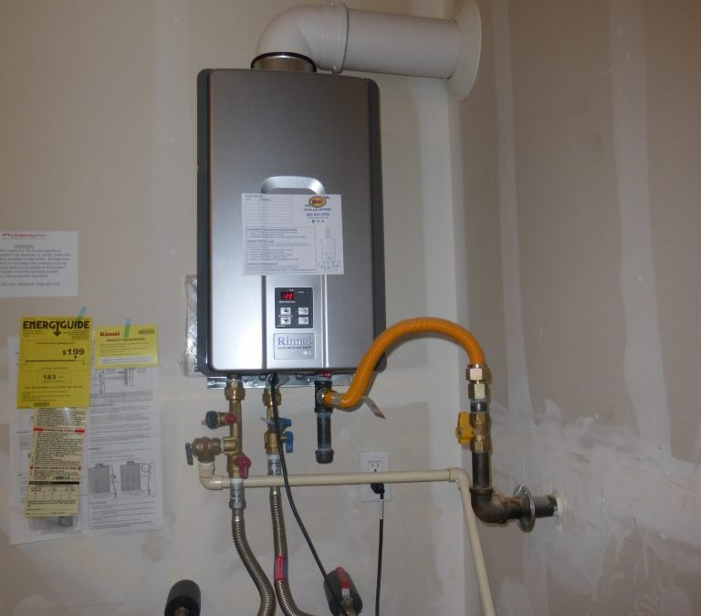 Your Tankless Water Heater Does Need Maintenance