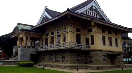 Тайнань — тайваньское Киото