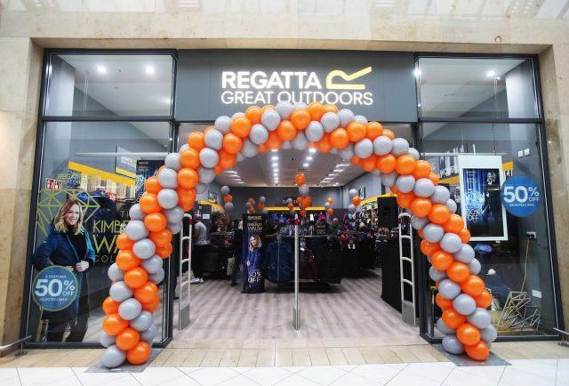 44 No Fee Regatta Store Opens