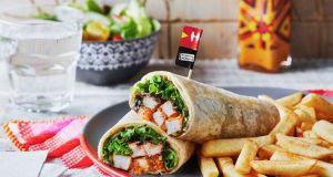 Nando's Launches New Mozam Wrap Bursting