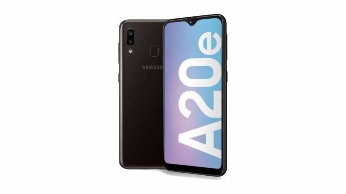 MediaWorld 'responds' to Unieuro: Samsung Galaxy A20e drops