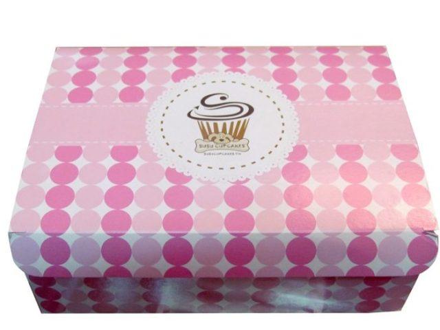 Mẫu in hộp bánh kem đẹp