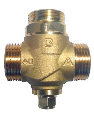 Anti Condensation Mixing Valve Range