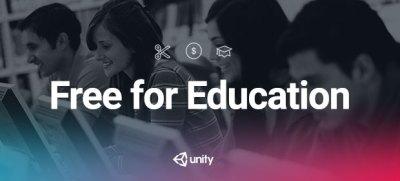 Unity Free for EDU