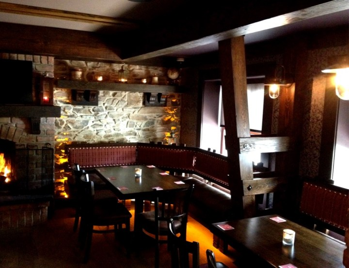 Traditional Bar design Donegal