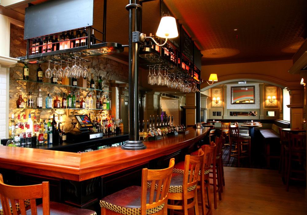Bar design Dun Laoghaire Dublin