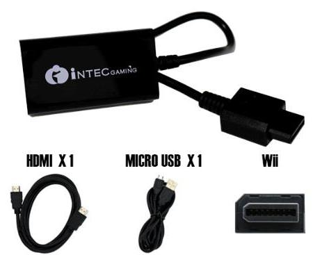 Wii HD Cable