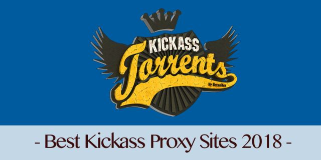 Best kickass proxy sites