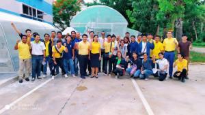 Young Smart Farmer ครั้งที่ 3 ณ คณะวิศวกรรมศาสตร์และเทคโนโลยีอุตสาหกรรม มหาวิทยาลัยราชภัฏเพชรบุรี