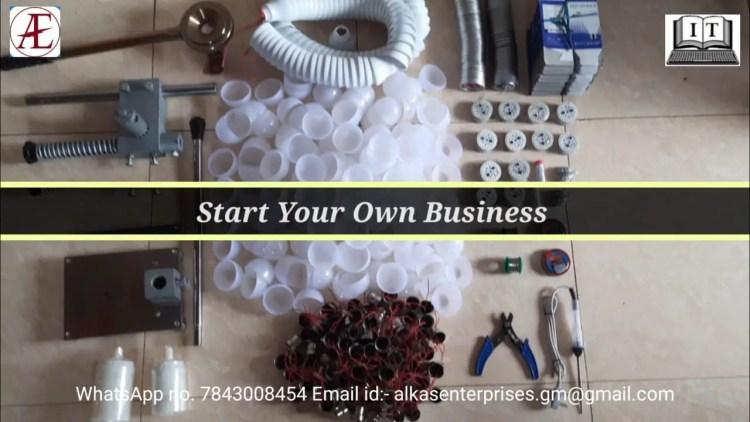 Medium LED Bulb Business Kit