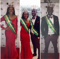 Queen Bisi and King Bilal