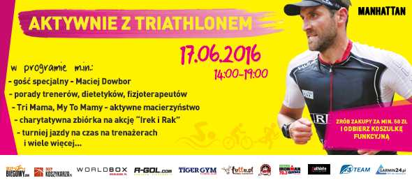 manhattan aktywnie z triathlonem1