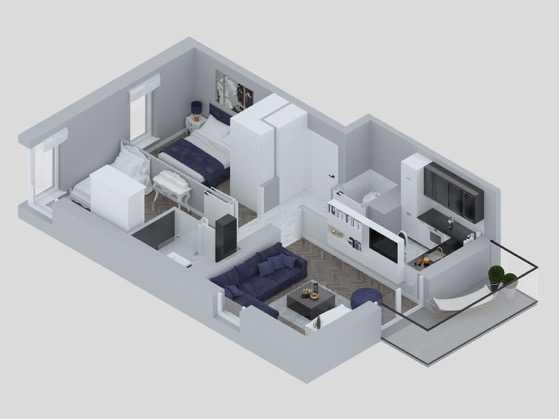 mieszkania 3 pokojowe słoneczna zatoka gdynia witomino (2)