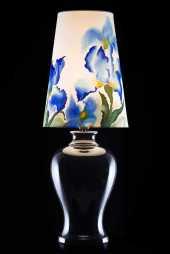 silk epoque olga ziemiann świat jedwabiu lampy Gdynia 1