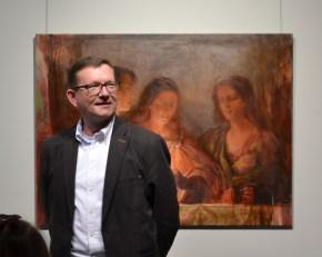 artysta Antoni Cygan