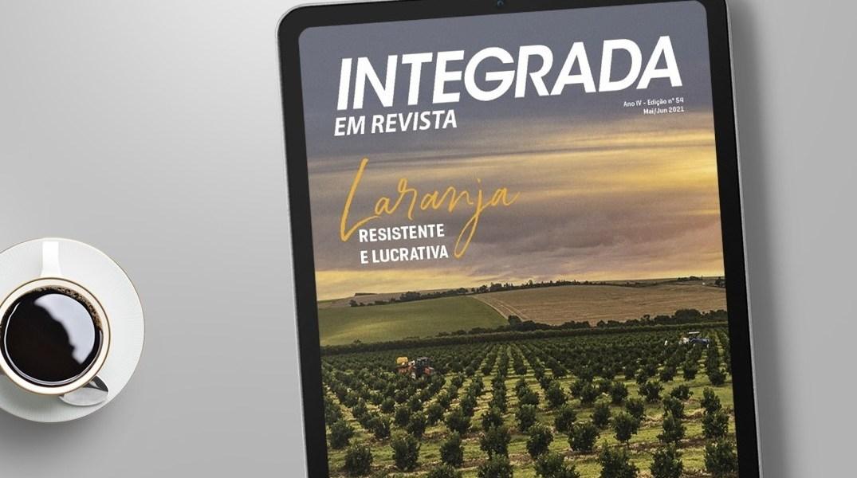 INTEGRADA EM REVISTA nova edição no ar