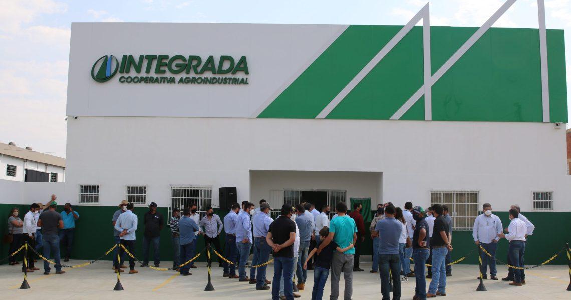 Integrada – loja de insumos aproxima cooperados de Guapirama e região