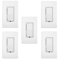 Insteon SwitchLinc Dimmer 5 Pack