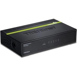 5-Port Gigabit GREENnet Switch