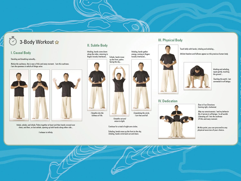 Afterburn Work Out Plan