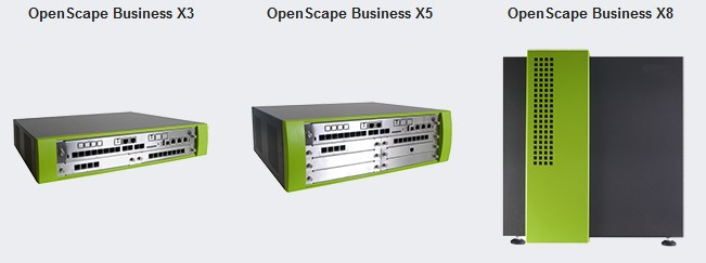 openscape-business-x3-x5-x8