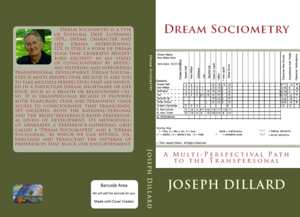 Dream Sociometry Cover