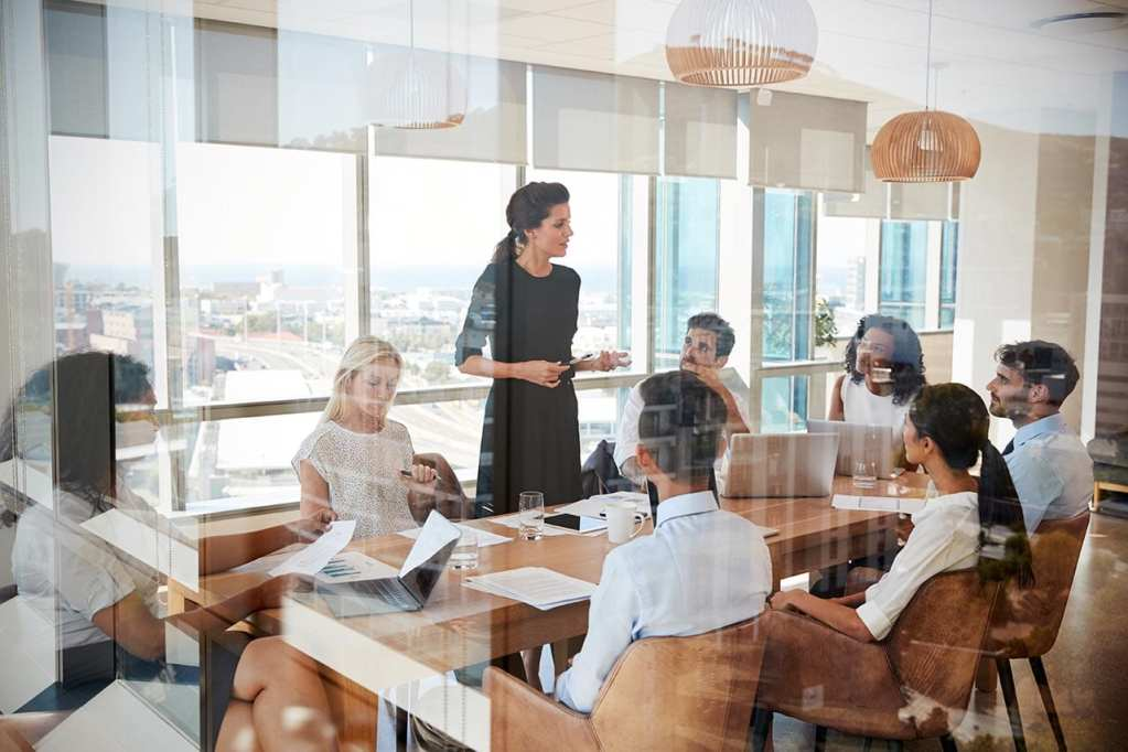 coaching in the corporate world