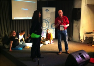 Sergej and Rita Improvising
