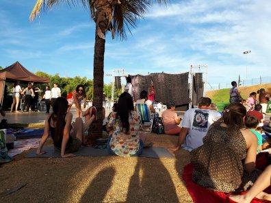 Como aproveitar os parques de Goiânia com as crianças - piquenique Parque Marcos Veiga Jardim 3