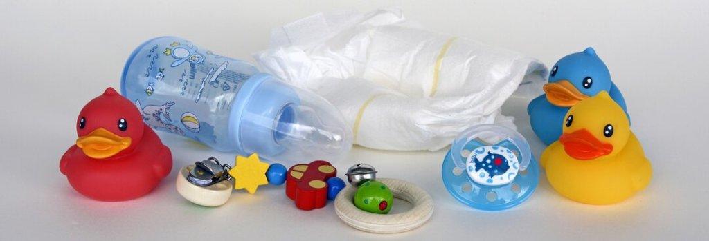 como organizar a bolsa do bebê oque levar