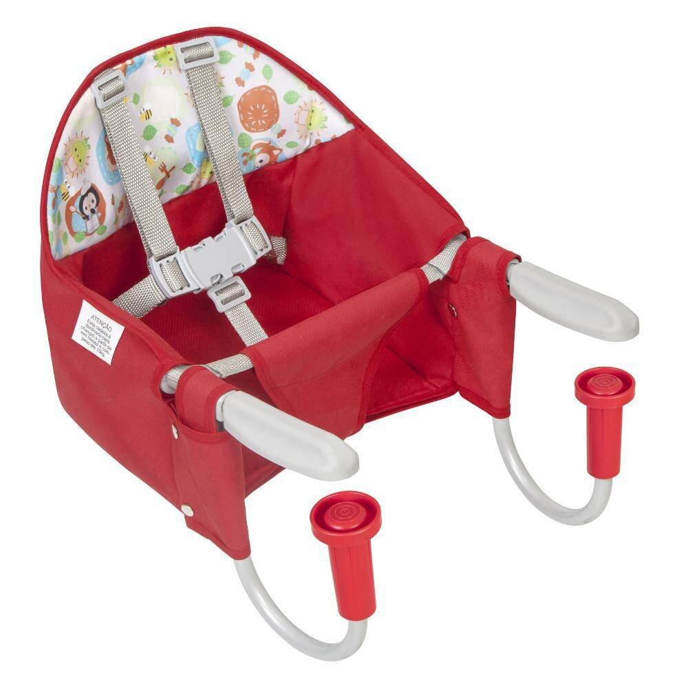 Utensílios na alimentação do bebê – cadeira de alimentação de mesa