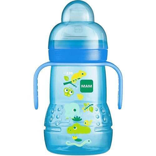 Utensílios para alimentação do bebê – copo de treinamento MAM