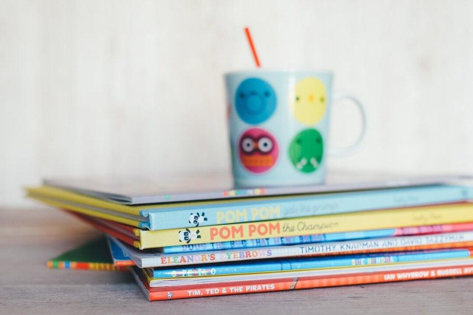 Livros infantis que são uma lição de vida