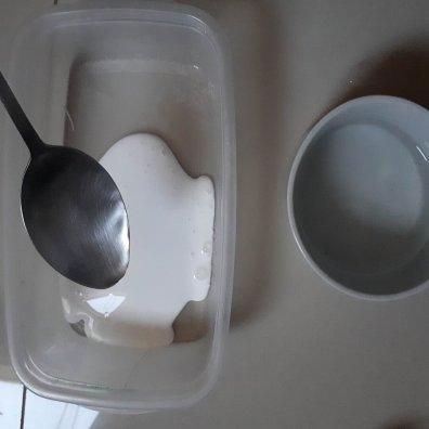 atividades para crianças slime bicarbonato na massa