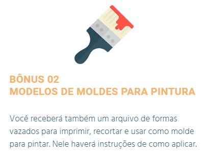 BONUS moldes para pintura
