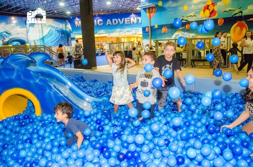 Festa-infantil-em-Goiânia-Magic-Games