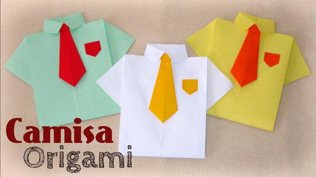 camisa-dia-dos-pais-de-origami