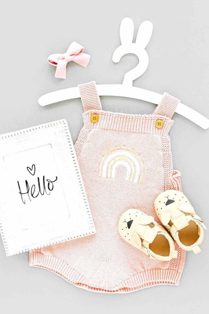 tamanho roupa de bebê