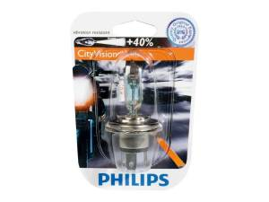 Bombilla Phillips City Vision H4 12V / 55W