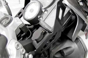 Refuerzo pantalla y equipamiento delantero