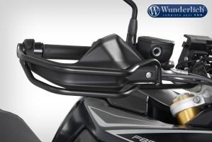 Protección de manos en puño de Hepco & Becker para la F 850 GS – Conjunto – negro