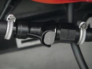 Enganche Rápido para Tubo de Combustible  8mm