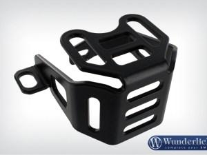Protección del contenedor para líquedo de embrague