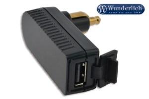 Adaptador USB angular de conexión