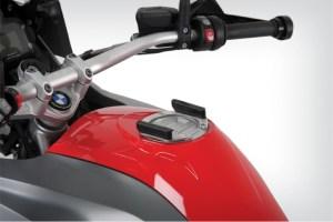 Lock it tank ring – Fitting kit for tank bag (inner attachment)