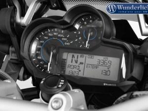 Visera de protección para cuadro de mandos R 1200/1250 GS LC
