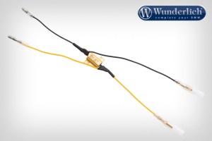Wunderlich Kit eléctrico para luz trasera con resistencia 5W 39 Ohm