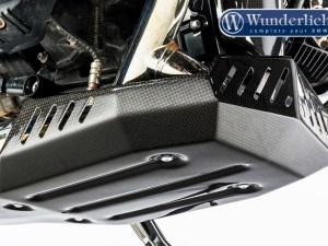 Protector inferior para el motor de la R nineT