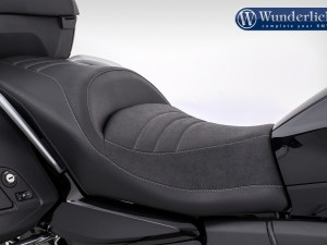 Wunderlich Asiento de conductor con calefacción para asiento ERGO